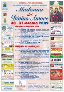 Divino Amore_programma09