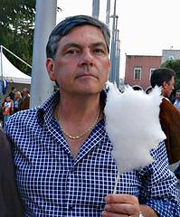 Il presidente della pro-loco Ettore Sterpetti