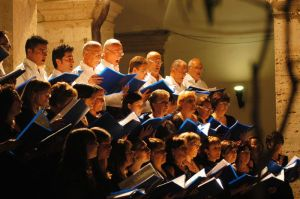 Il coro Nova Cantica a palazzo Caetani