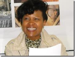 Thandi Carol Ndlazi - Presidente Best Event (gmb 2010)